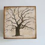 The Old Oak Tree 5x5 Art B..